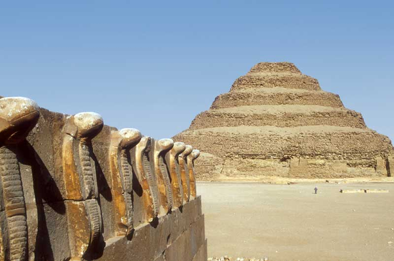 Day Trip to Pyramids & Sakkara