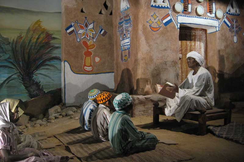Day tour to Nubian Village Aswan by Motorboat