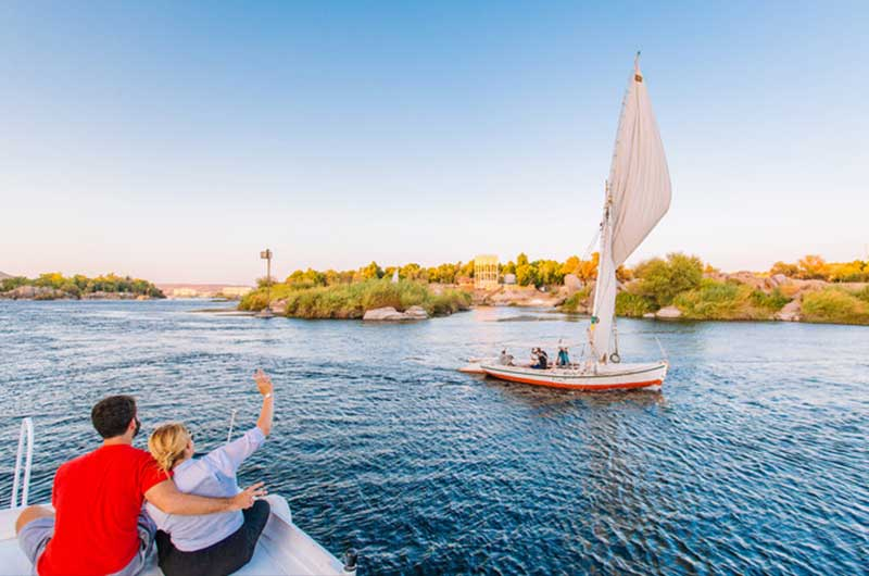 Felucca Tour to Elephantine Island