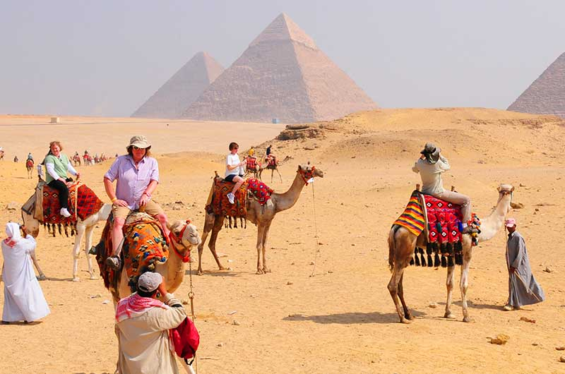Stopover Tour of Cairo