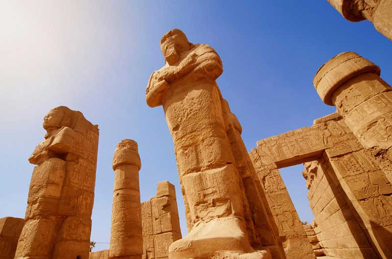 Luxor Tours from El Gouna