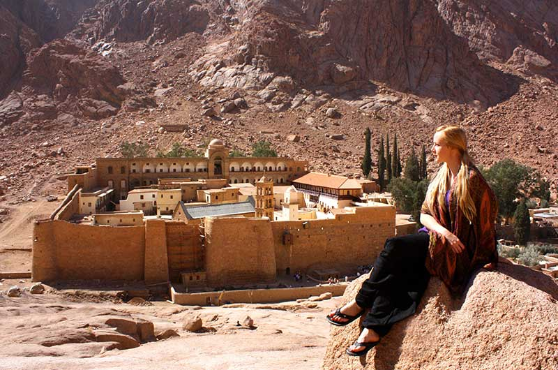 Overnight Trip to St. Catherine Monastery