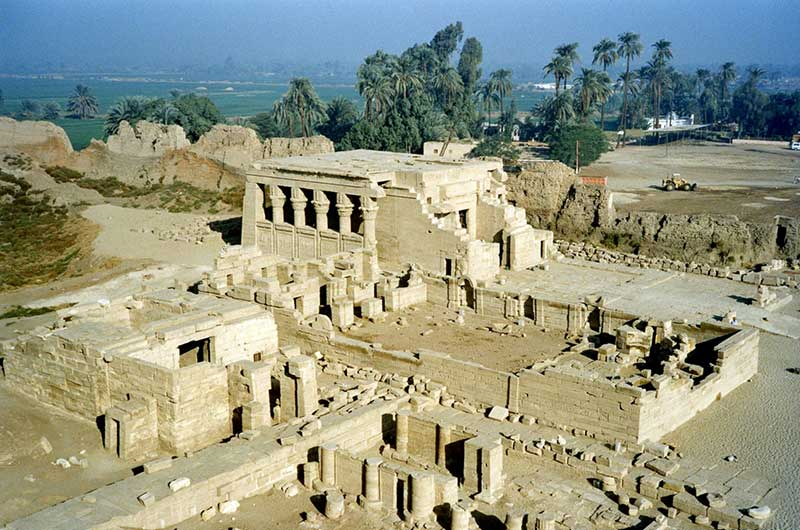 Tour to Dendara and Abydos Temples from Luxor
