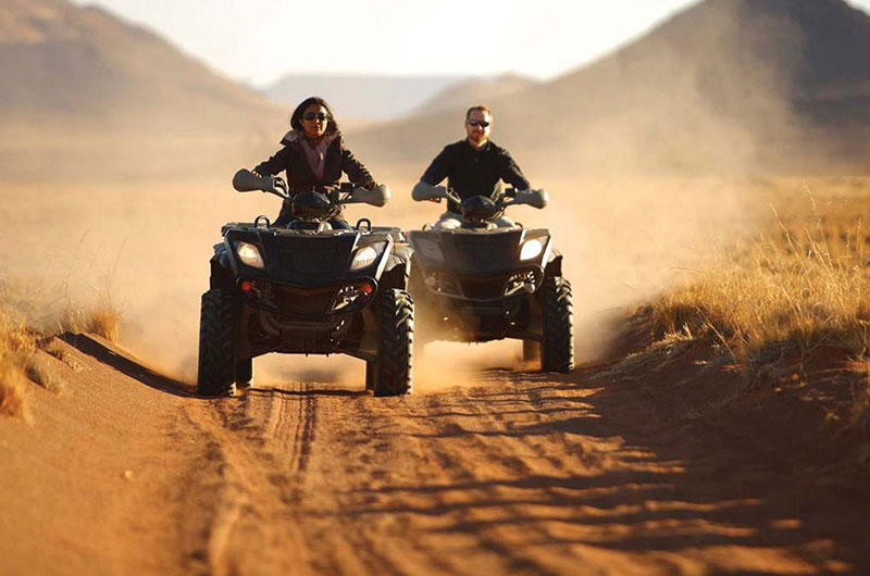 Quad Bike Safari Tours in Luxor