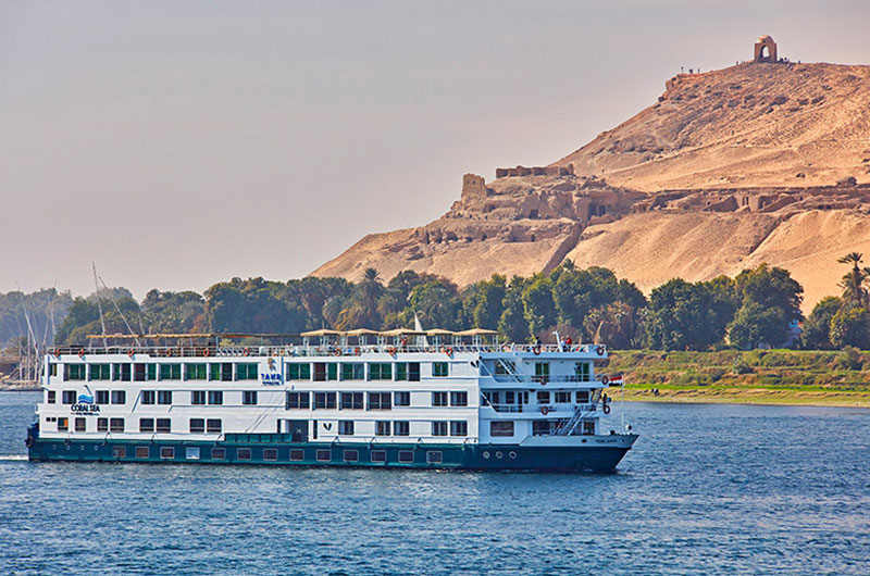 Tamr Henna Nile Cruise 4 Nights / Luxor-Aswan