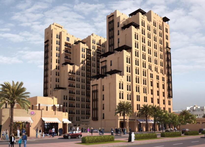 Hyatt Place Dubai Wasl District 4*