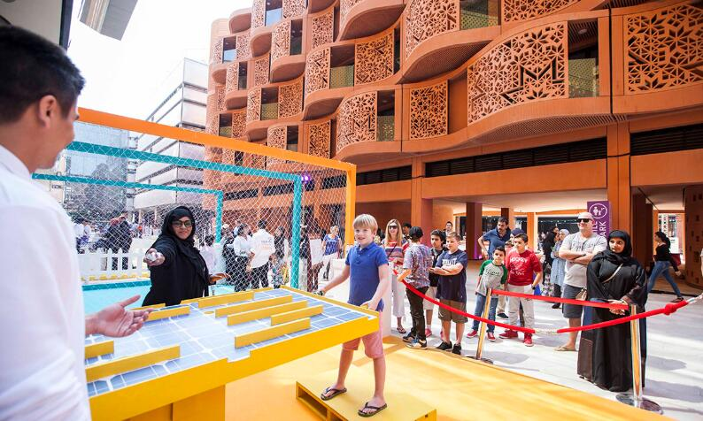 Masdar City - Green Print City