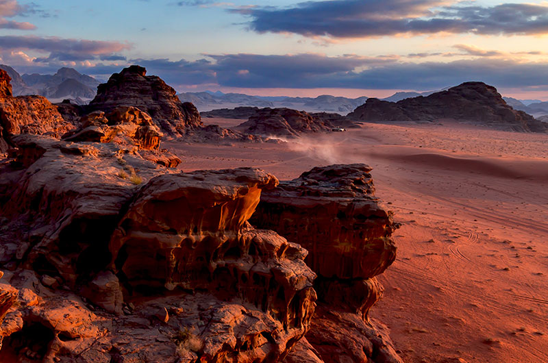 Wadi Rum Day Tour from Aqaba