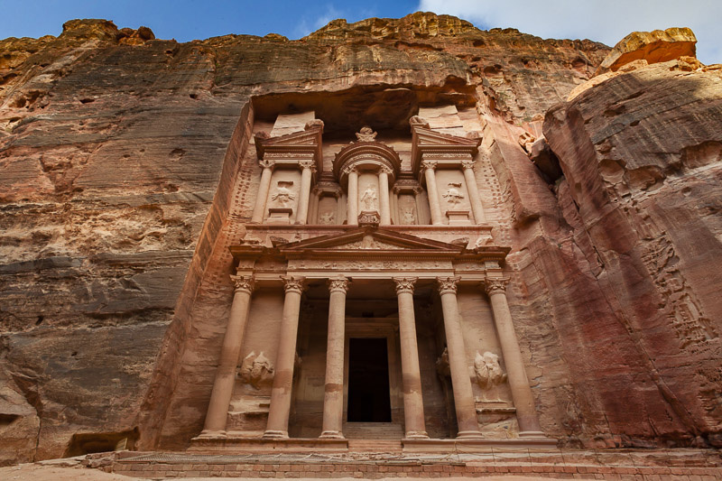 Petra One Day Tour from Allenby
