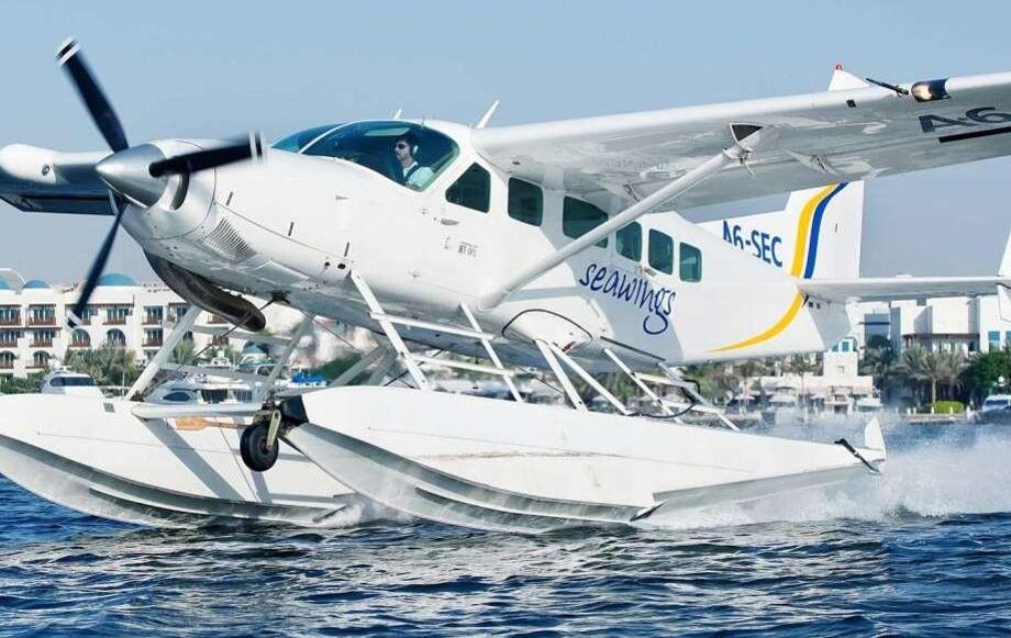 Sea-wings   Seaplane Tour.
