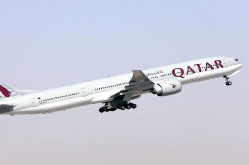 Egypt opens airspace to Qatar flights.